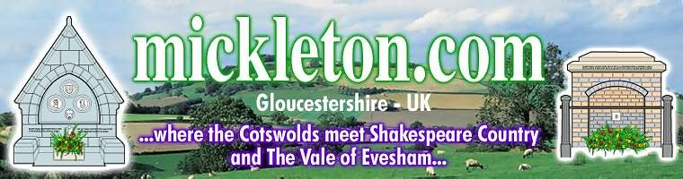 Mickleton, Gloucestershire...where the Cotswolds meet Shakespeare Country and the Vale of Evesham
